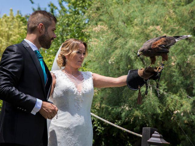 La boda de David y Laura en Yunclillos, Toledo 42
