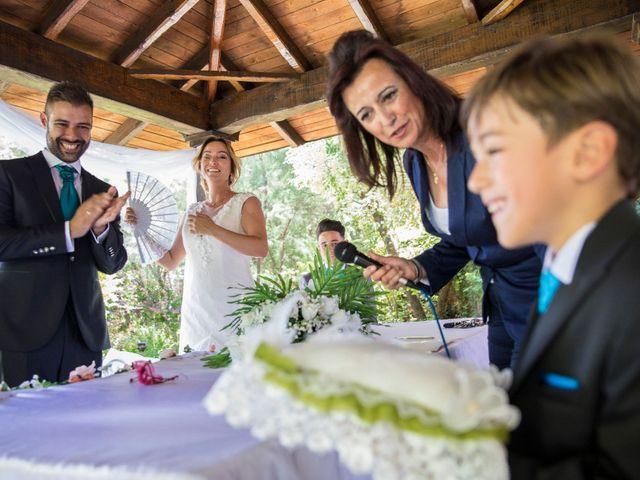 La boda de David y Laura en Yunclillos, Toledo 44
