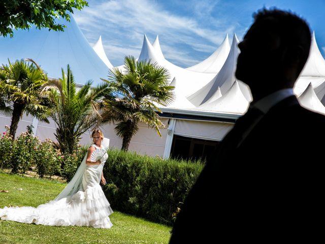 La boda de David y Laura en Yunclillos, Toledo 48