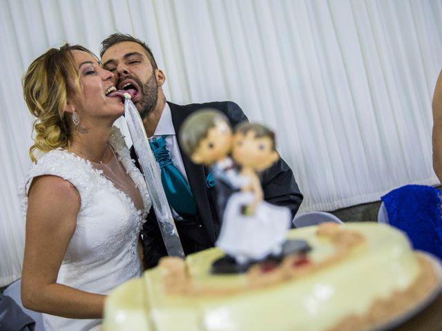 La boda de David y Laura en Yunclillos, Toledo 49