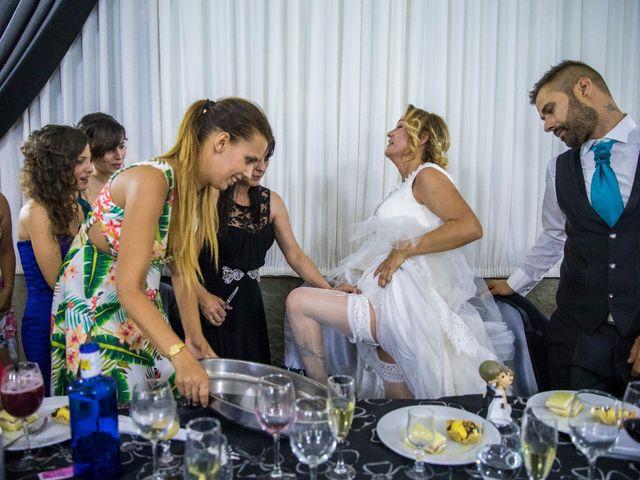La boda de David y Laura en Yunclillos, Toledo 50
