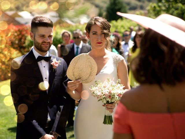 La boda de Myriam y Hugo
