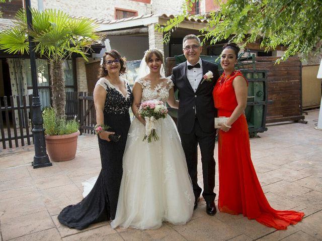La boda de Alfredo y Lucía  en Saelices, Cuenca 8
