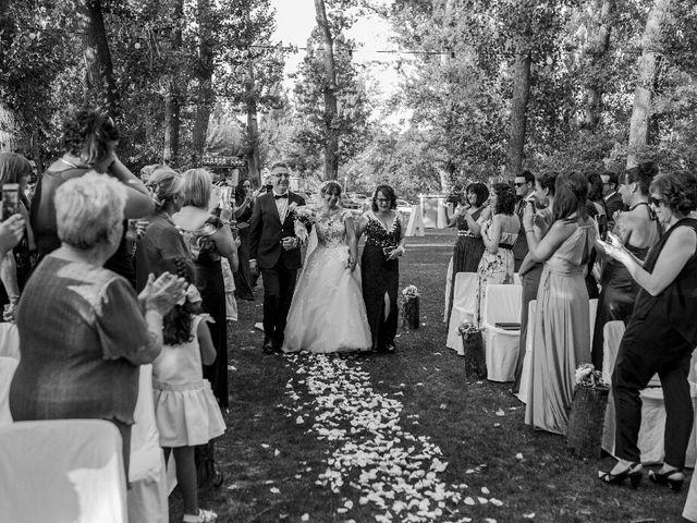 La boda de Alfredo y Lucía  en Saelices, Cuenca 11