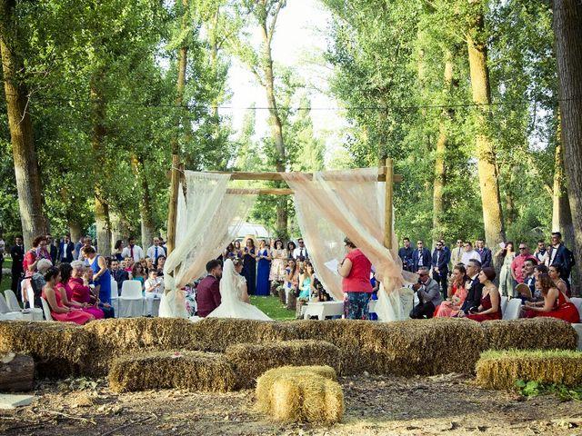 La boda de Alfredo y Lucía  en Saelices, Cuenca 13