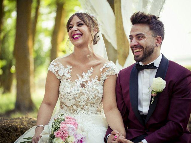 La boda de Alfredo y Lucía  en Saelices, Cuenca 14