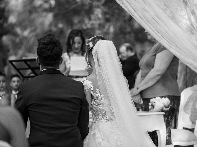 La boda de Alfredo y Lucía  en Saelices, Cuenca 19