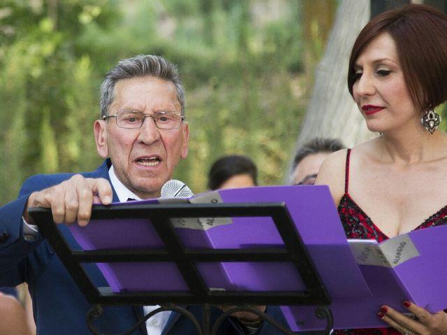 La boda de Alfredo y Lucía  en Saelices, Cuenca 20
