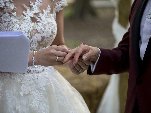 La boda de Alfredo y Lucía  en Saelices, Cuenca 21