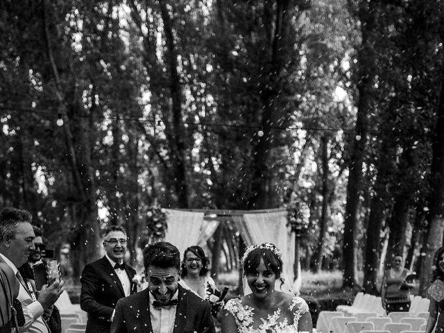 La boda de Alfredo y Lucía  en Saelices, Cuenca 25
