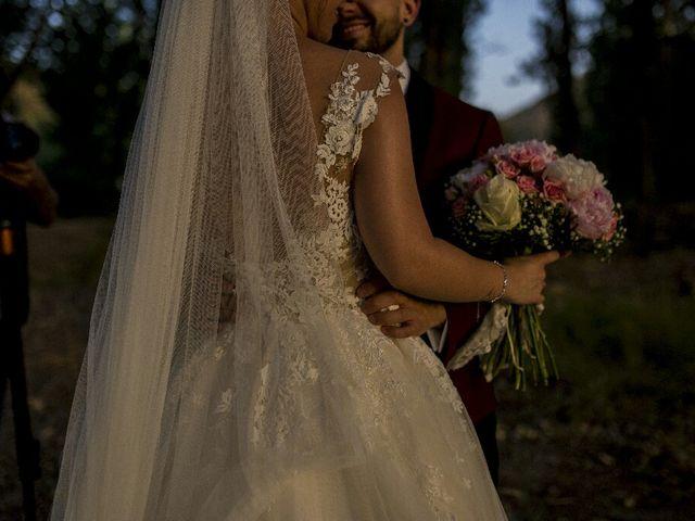 La boda de Alfredo y Lucía  en Saelices, Cuenca 26