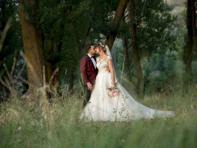 La boda de Alfredo y Lucía  en Saelices, Cuenca 28