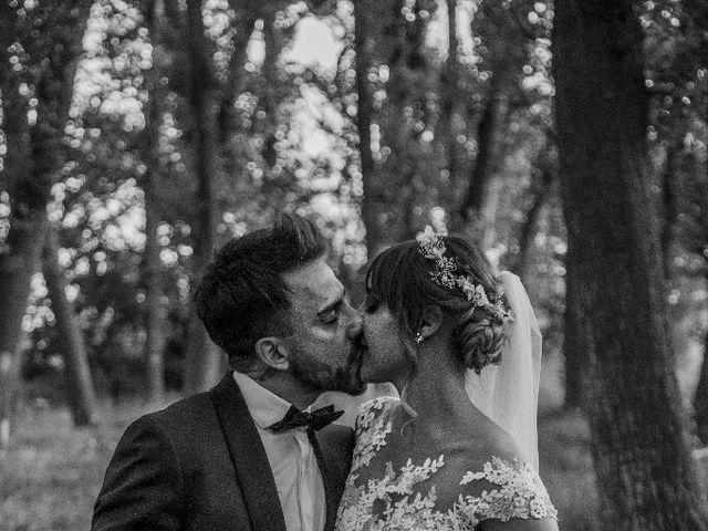 La boda de Alfredo y Lucía  en Saelices, Cuenca 30