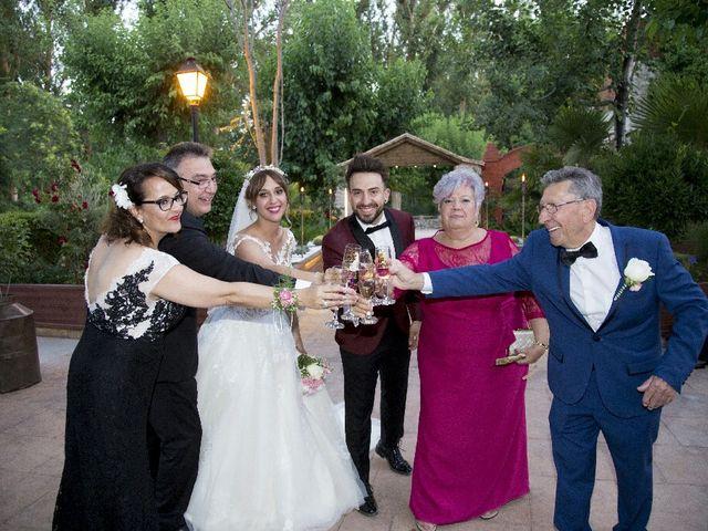 La boda de Alfredo y Lucía  en Saelices, Cuenca 31