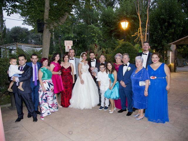 La boda de Alfredo y Lucía  en Saelices, Cuenca 32