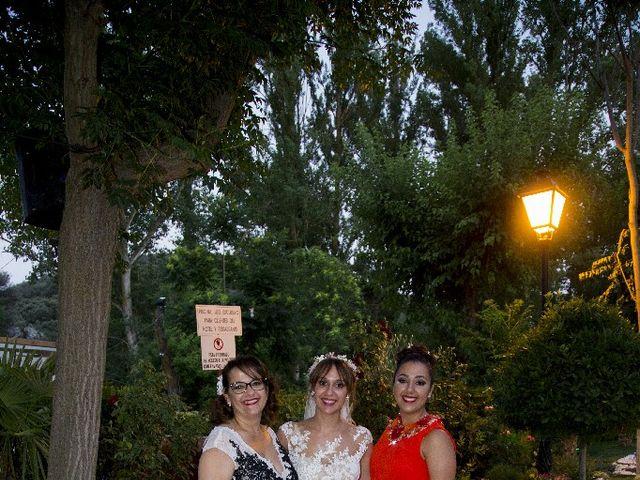 La boda de Alfredo y Lucía  en Saelices, Cuenca 35