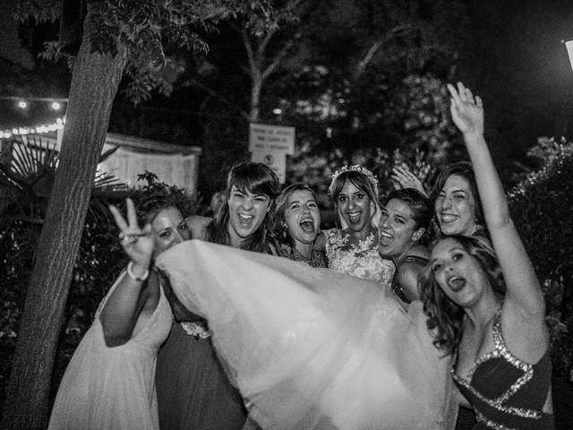La boda de Alfredo y Lucía  en Saelices, Cuenca 37