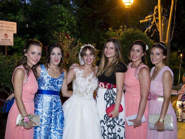 La boda de Alfredo y Lucía  en Saelices, Cuenca 38