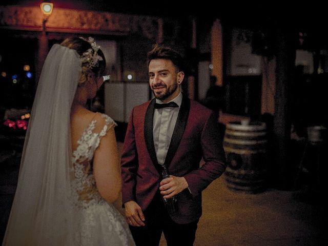 La boda de Alfredo y Lucía  en Saelices, Cuenca 42