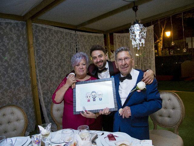 La boda de Alfredo y Lucía  en Saelices, Cuenca 45