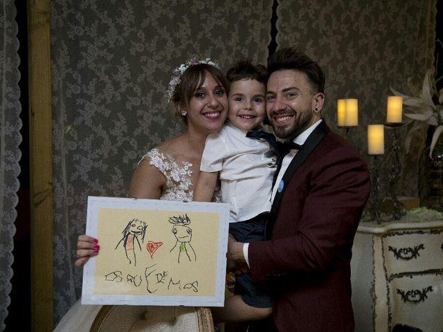La boda de Alfredo y Lucía  en Saelices, Cuenca 47