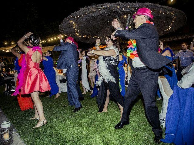 La boda de Alfredo y Lucía  en Saelices, Cuenca 49