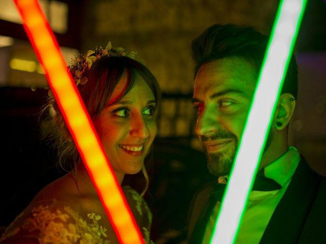 La boda de Alfredo y Lucía  en Saelices, Cuenca 55