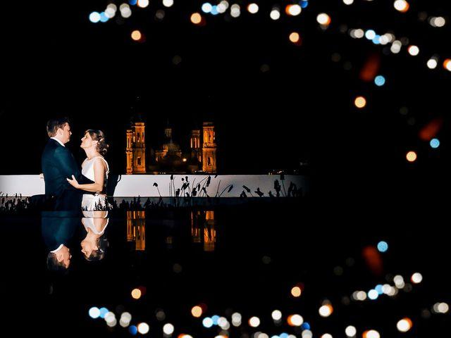 La boda de Daniel y Mónica en Zaragoza, Zaragoza 13