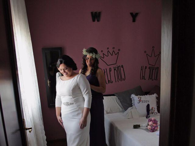 La boda de Wen y Jessy en La Algaba, Sevilla 7