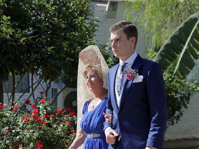 La boda de Wen y Jessy en La Algaba, Sevilla 10