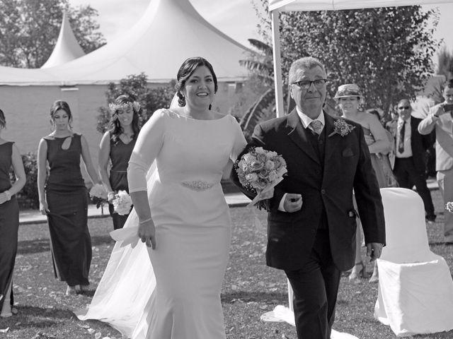La boda de Wen y Jessy en La Algaba, Sevilla 11