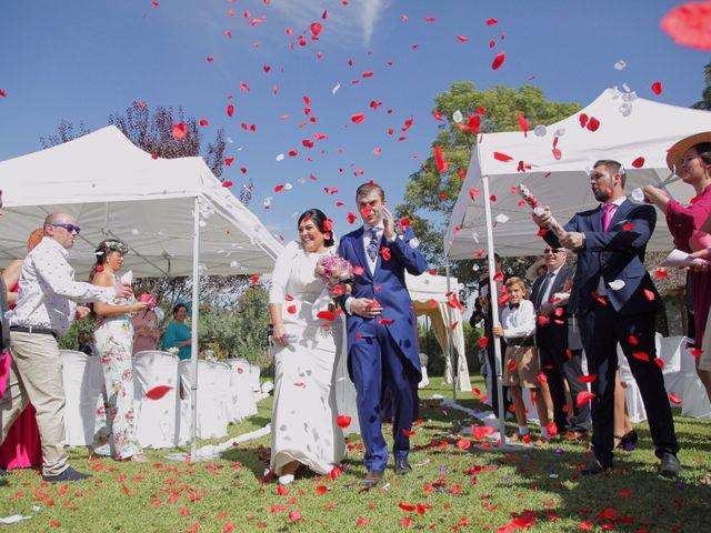 La boda de Wen y Jessy en La Algaba, Sevilla 12