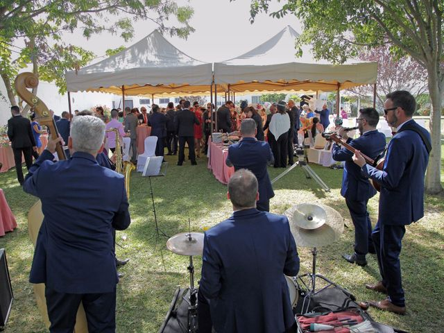 La boda de Wen y Jessy en La Algaba, Sevilla 15