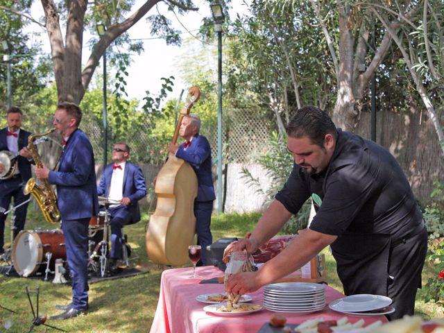 La boda de Wen y Jessy en La Algaba, Sevilla 18