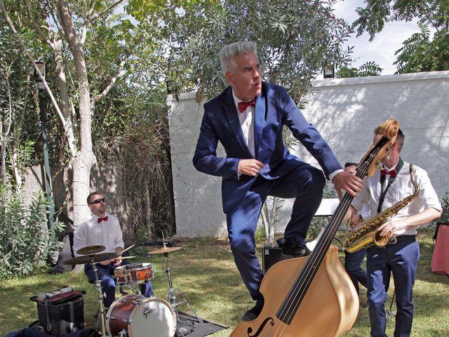 La boda de Wen y Jessy en La Algaba, Sevilla 19