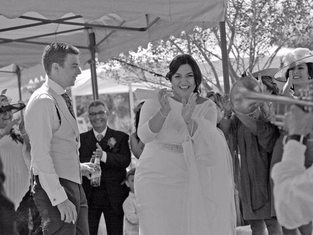 La boda de Wen y Jessy en La Algaba, Sevilla 21