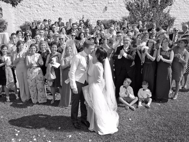 La boda de Wen y Jessy en La Algaba, Sevilla 22