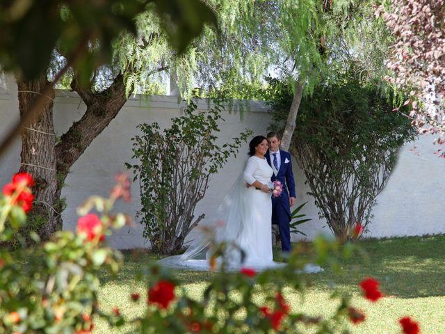 La boda de Wen y Jessy en La Algaba, Sevilla 24