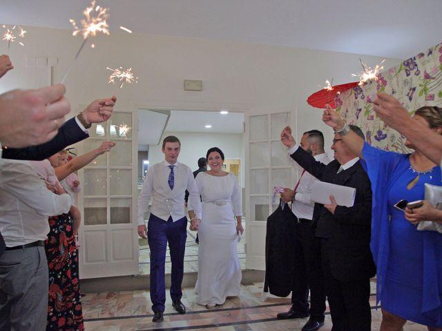 La boda de Wen y Jessy en La Algaba, Sevilla 26
