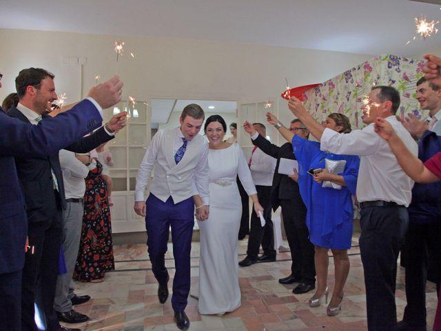 La boda de Wen y Jessy en La Algaba, Sevilla 27