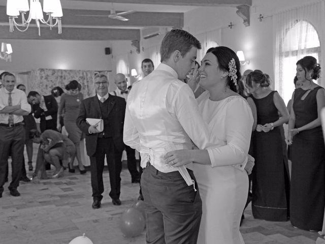 La boda de Wen y Jessy en La Algaba, Sevilla 28