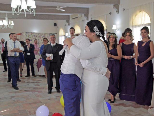 La boda de Wen y Jessy en La Algaba, Sevilla 29