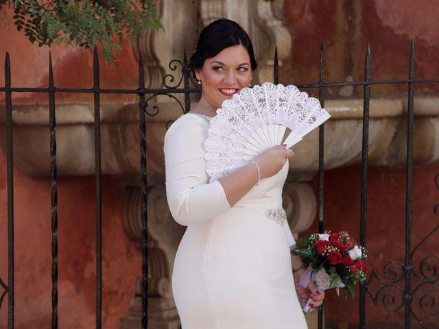 La boda de Wen y Jessy en La Algaba, Sevilla 30