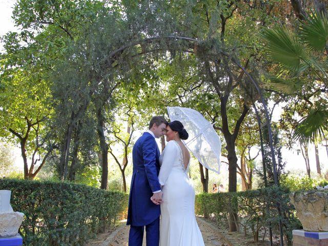 La boda de Wen y Jessy en La Algaba, Sevilla 34