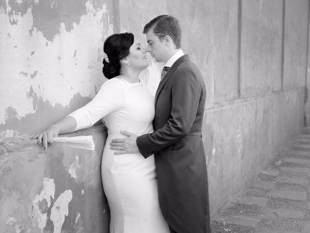 La boda de Wen y Jessy en La Algaba, Sevilla 35