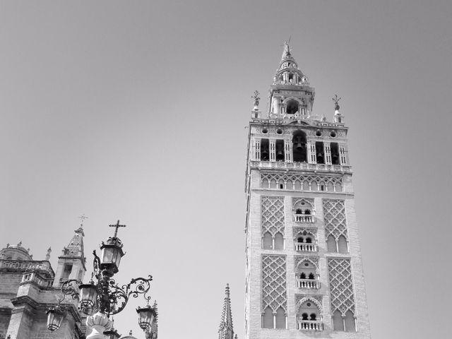 La boda de Wen y Jessy en La Algaba, Sevilla 36
