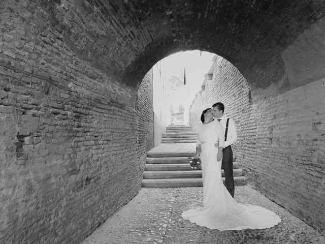 La boda de Wen y Jessy en La Algaba, Sevilla 39