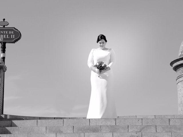 La boda de Wen y Jessy en La Algaba, Sevilla 41