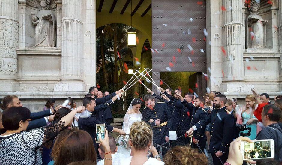 La boda de Raúl y Victoria en Valencia, Valencia