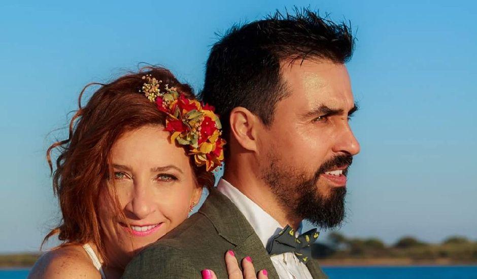 La boda de Sergio  y Mamen en El Rompido, Huelva